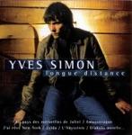 Yves Simon - J'ai rêvé New York