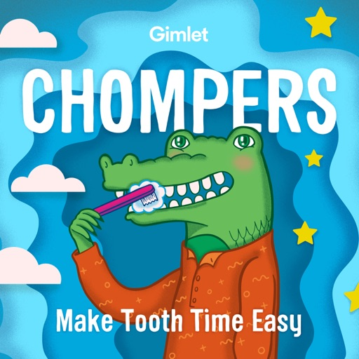Cover image of Chompers