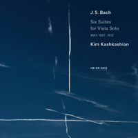 Kim Kashkashian - J.S. Bach: Six Suites for Viola Solo artwork