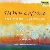 Ray Brown Trio - Honeysuckle Rose