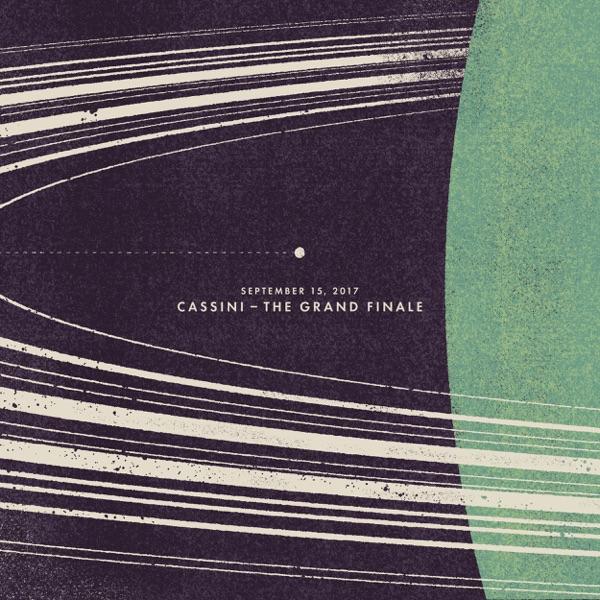 September 15, 2017: Cassini - The Grand Finale - Single