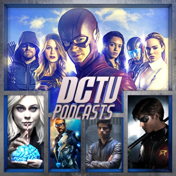 The Flash Podcast Season 4 – Episode 7: Therefore I Am – DC TV