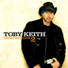 Toby Keith - Greatest Hits 2  artwork