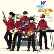 TVアニメ「僕のヒーローアカデミア」 2nd オリジナル・サウンドトラック - 林ゆうき - 林ゆうき