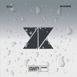 GRAVITY, Completed (Repackage) – EP – KNK