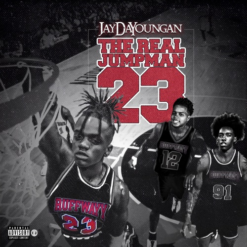 Jaydayoungan - The Real Jumpman 23