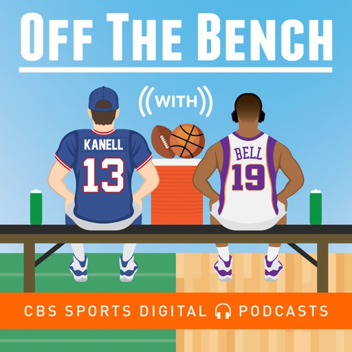 Cover image of Off The Bench with Kanell and Bell