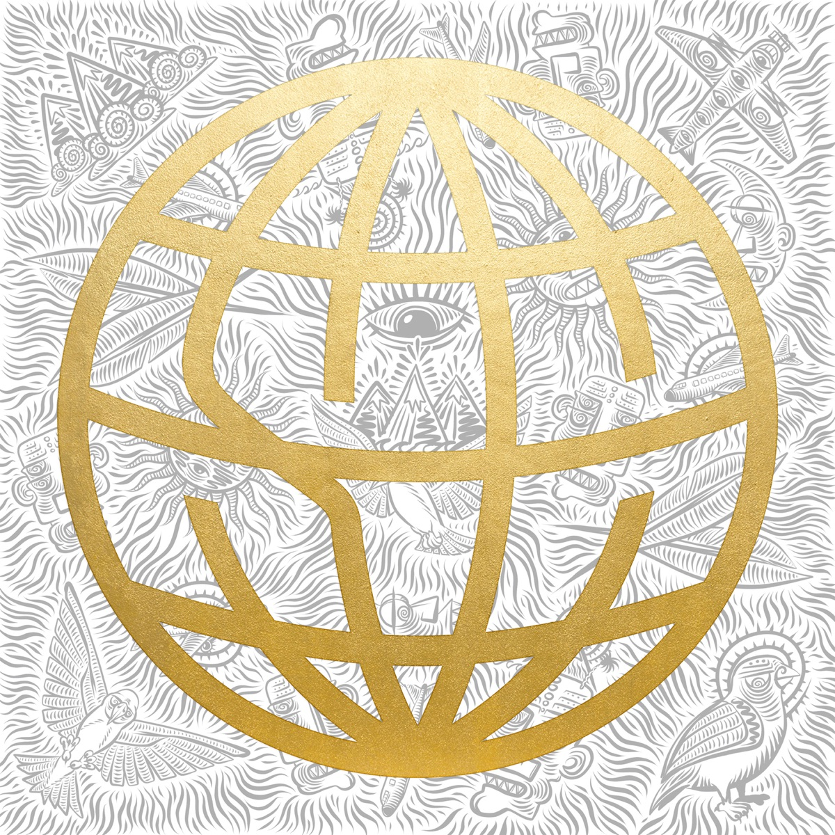 Around the World and Back Deluxe State Champs CD cover