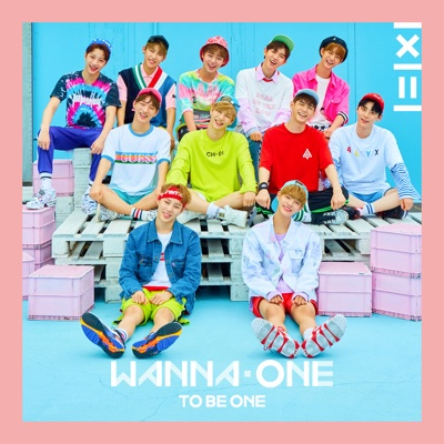 1X1=1 (To Be One) - EP - Wanna One album