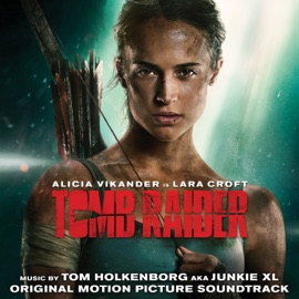 BECOMING THE TOMB RAIDER