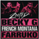 Zooted (feat. French Montana & Farruko) - Becky G.