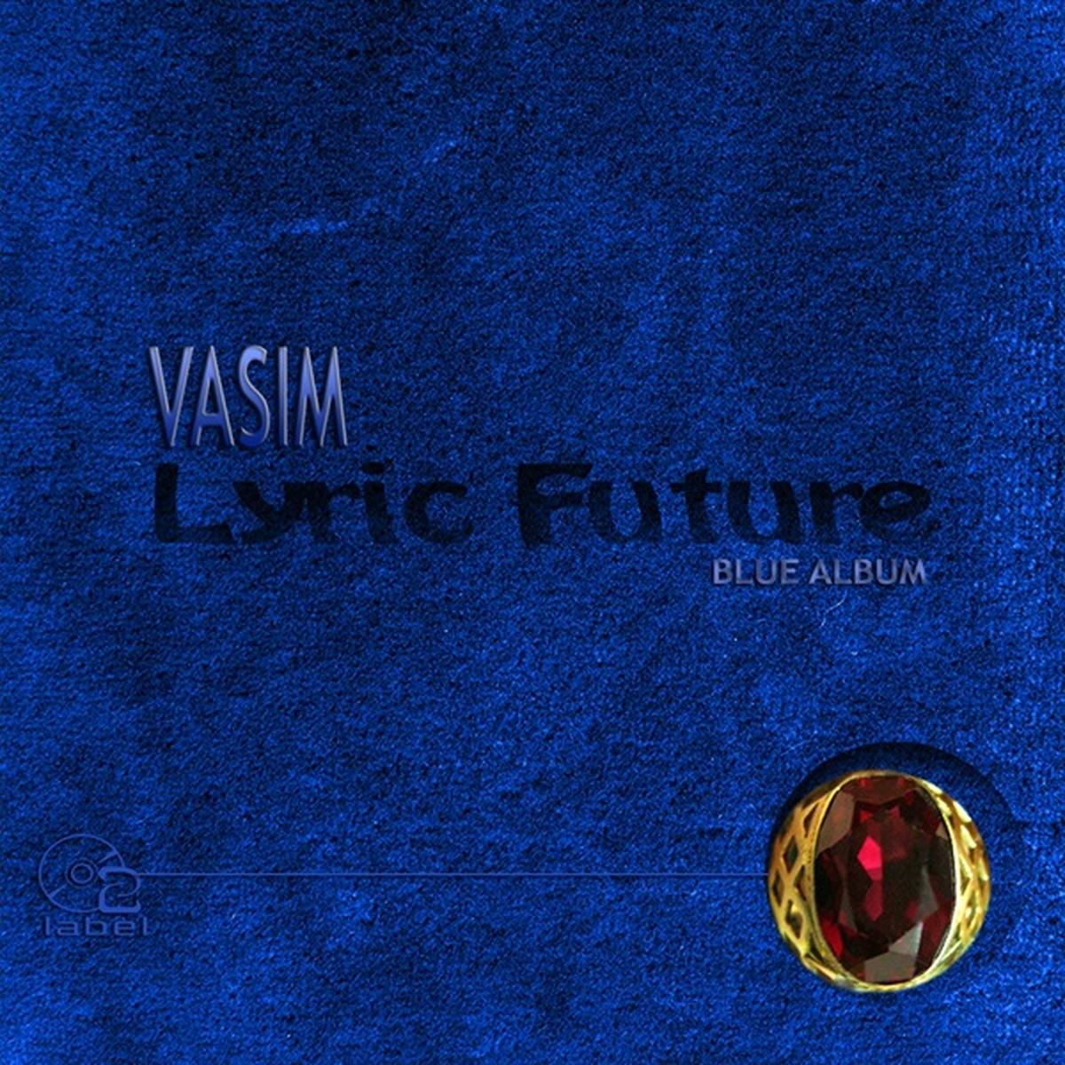 Lyric Future Vasim CD cover