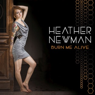 Burn Me Alive – Heather Newman