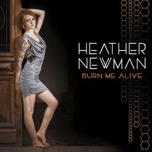 Burn Me Alive – Heather Newman