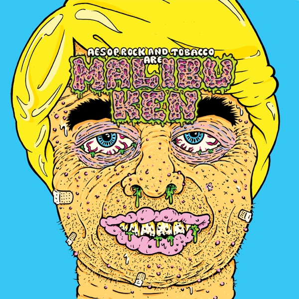 iTunes Artwork for 'Malibu Ken (by Malibu Ken, Aesop Rock & TOBACCO)'