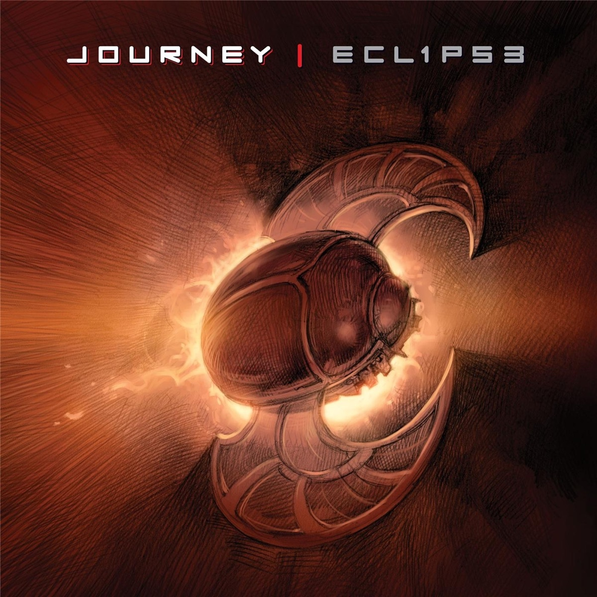 Eclipse Journey CD cover