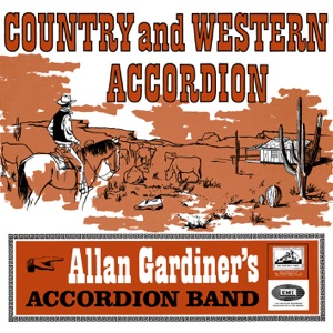 Allan Gardiner's Accordion Band - The Ash Grove / Hallelujah I'm a Bum / Two Lovely Black Eyes