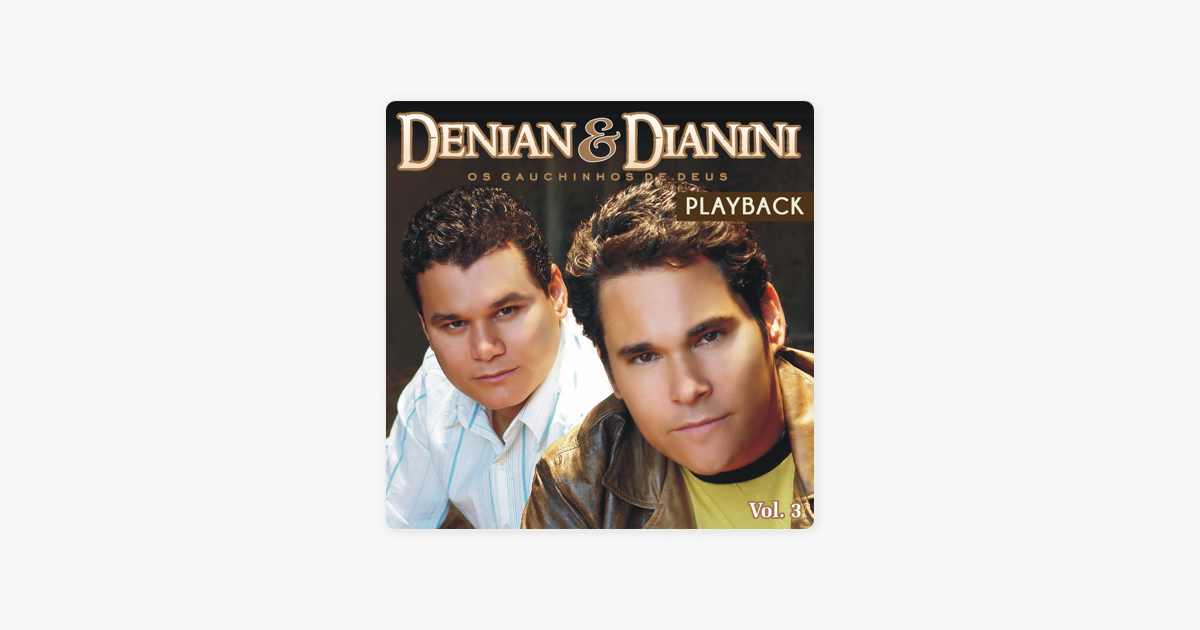 cd denian e dianini barrabas playback