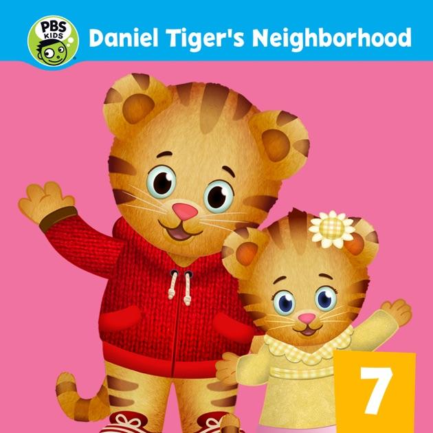 Daniel Tiger\'s Neighborhood, Vol. 7 on iTunes