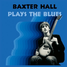 Image result for baxter hall plays the blues