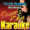 Singer's Edge Karaoke - For My Wedding (Originally Performed By Don Henley) [Instrumental]
