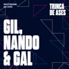 Trinca de Ases (Ao Vivo) - Single ジャケット写真