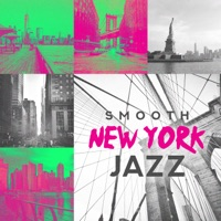 Background Instrumental Music Collective - Smooth New York Jazz: Mood Music in Jazz Lounge, Chill Out Night n Day, Bar Jazz Classic, City Bossa Jazz