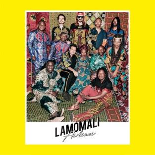 Lamomali Airlines (Live) – M, Toumani Diabaté & Sidiki Diabaté