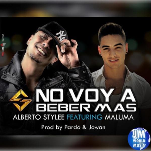 No Voy A Beber Mas (Remix) [feat. Maluma] - Single