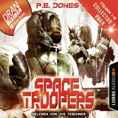 Space Troopers. Collector's Pack: Space Troopers 1-6