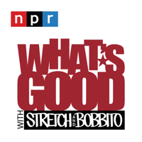 Podcast cover art for What's Good with Stretch & Bobbito
