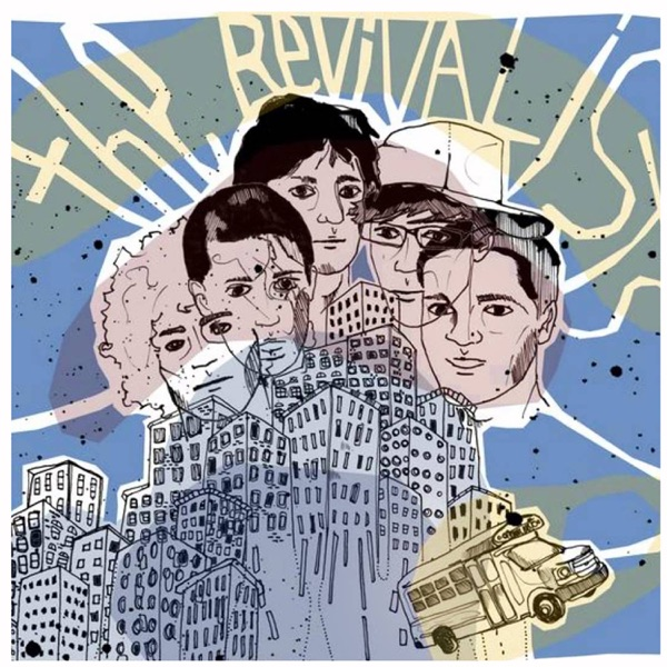The Revivalists - EP