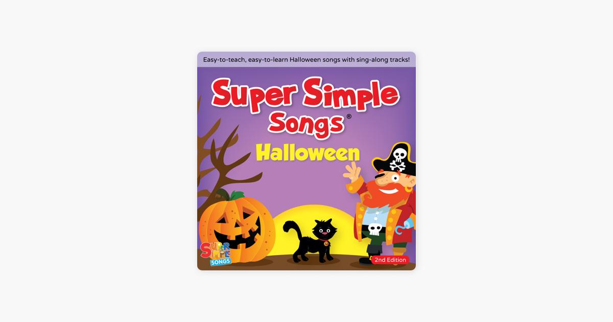 super simple songs halloween by super simple songs on apple music