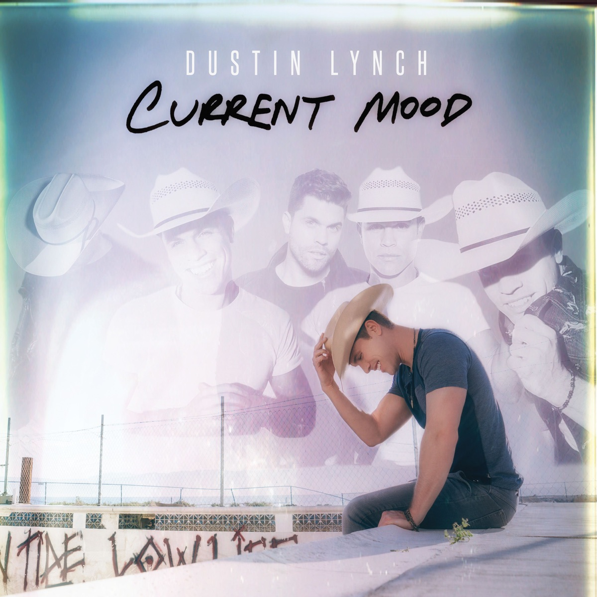 Current Mood Dustin Lynch CD cover