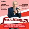 BBC Radio Comedy - Just a Minute: Series 78: BBC Radio 4 comedy panel game artwork