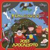 Tenacious D - Post-Apocalypto  artwork