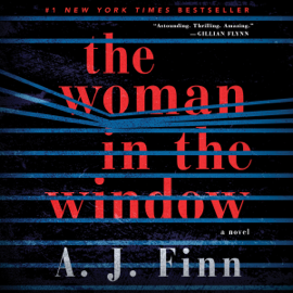 The Woman in the Window: A Novel (Unabridged) audiobook