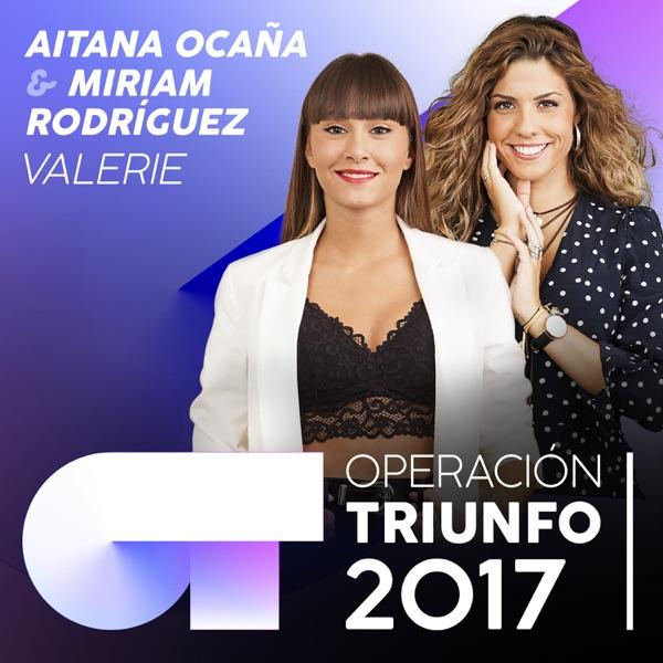Valerie (Operación Triunfo 2017) - Single