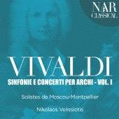 Solistes de Moscou-Montpellier - Sinfonia for Strings in G Major, RV 149