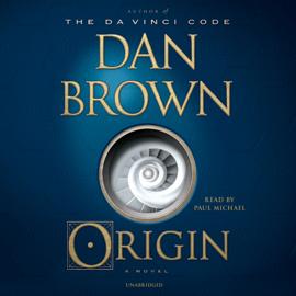 Origin: A Novel (Unabridged) audiobook