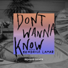 Maroon 5 - Don't Wanna Know (feat. Kendrick Lamar) [BRAVVO Remix] artwork