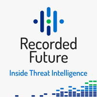 Podcast cover art for Recorded Future - Inside Threat Intelligence for Cyber Security