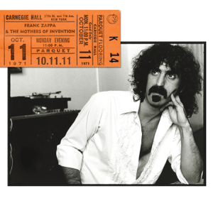 Frank Zappa & The Mothers of Invention - Carnegie Hall (Live at Carnegie Hall, 1971)