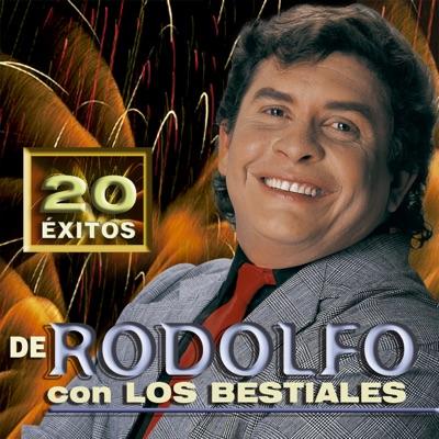 20 Éxitos de Rodolfo Con los Bestiales - Rodolfo Aicardi