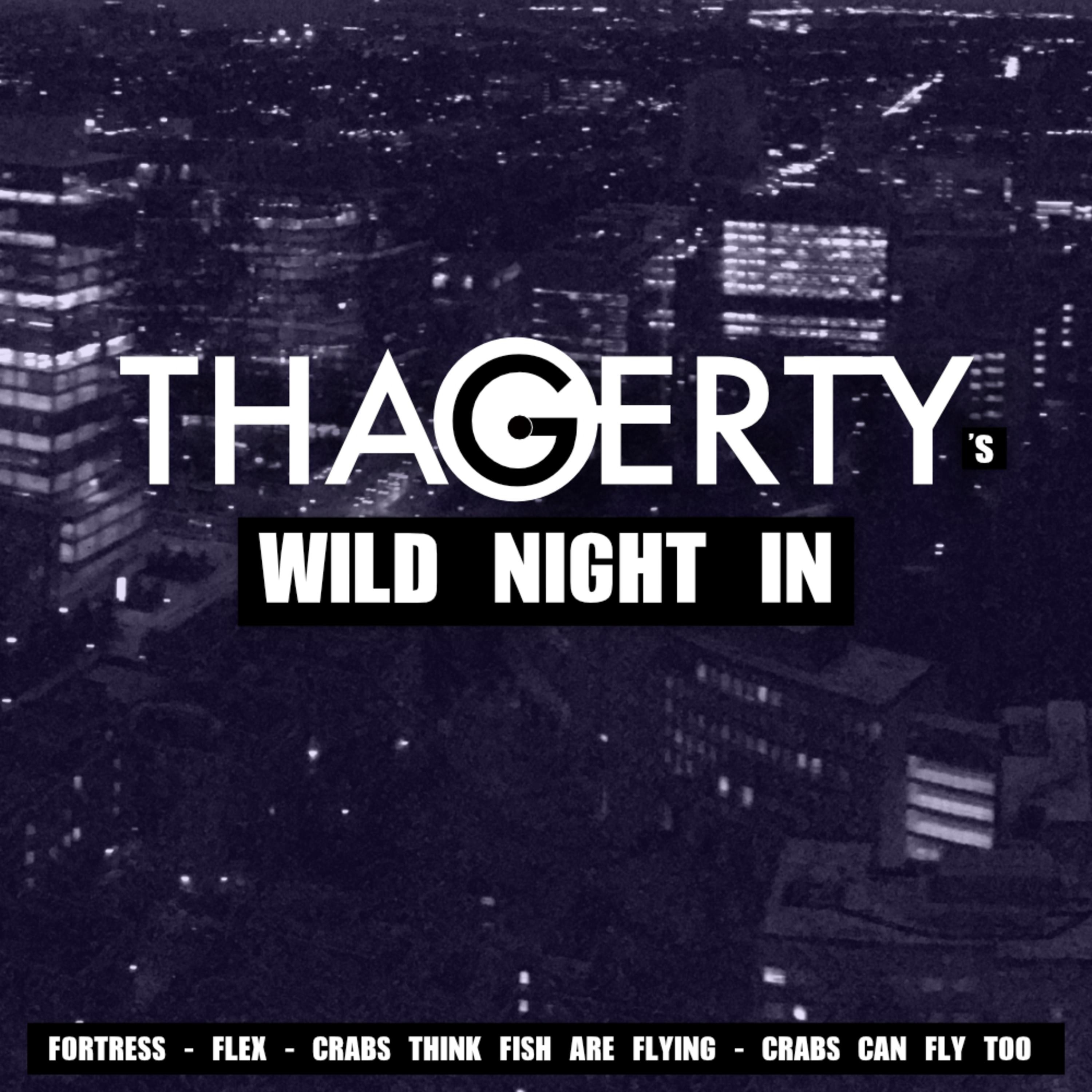 Thagerty's Wild Night In - EP