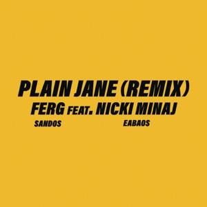 A$AP Ferg - Plain Jane (Remix) [feat. Nicki Minaj]