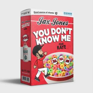 Jax Jones & RAYE - You Don't Know Me