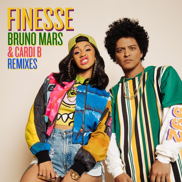 Finesse (Remixes) [feat. Cardi B] - Single
