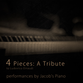 4 Pieces: A Tribute to Ludovico Einaudi - EP