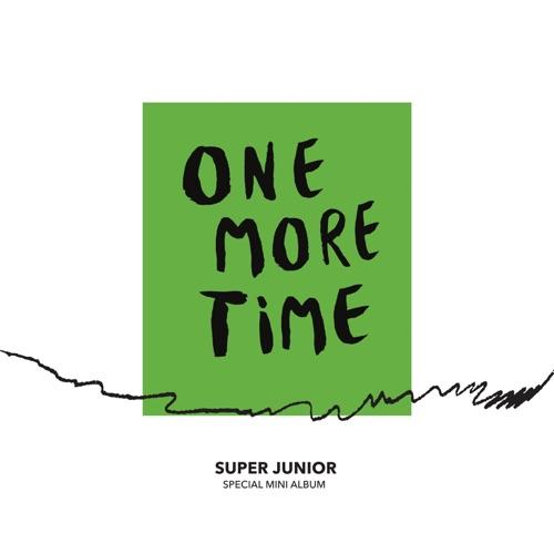 SUPER JUNIOR – One More Time – Special Mini Album